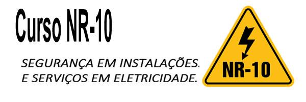 Página Inicial | NR-10 Curso Básico Serviços em Eletricidade